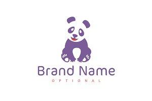 Lovely Panda Logo