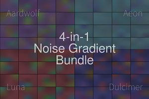 64 Background Gradients Bundle #1
