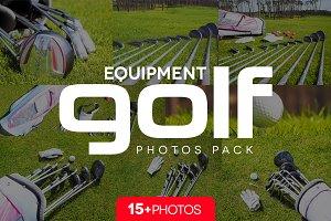 Golf equipment /15+ pics