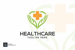 Healthcare - Heart logo