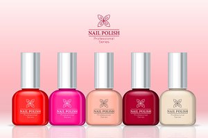Nail Polish Professional Series