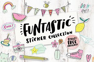Funtastic Sticker Collection