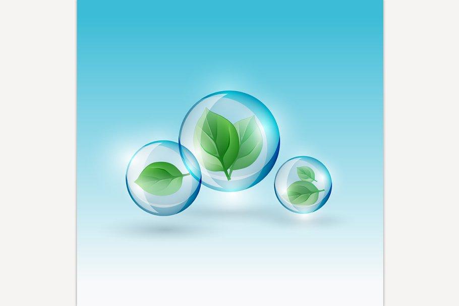 Bio Water Bubbles