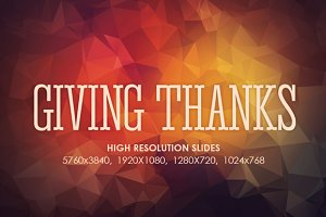 Giving Thanks Screen Slides JPG