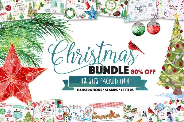 All in One - Xmas Tree Bundle