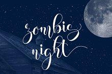 Zombis night script