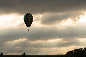 "Hot Air Balloon ""Fly Away"""
