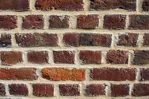 Brick Wall Background Texture 4.