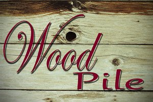 Wood Pile - (bundle)