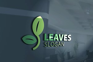 Leaves Logo