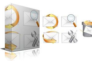 E-mail Vectors