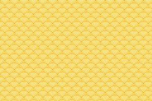 seamless pattern dragon fish vector