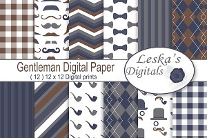 Gentleman Digital Papers