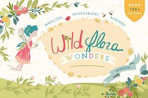Wild Flora Wonders