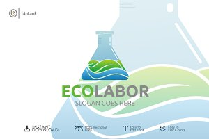 Eco Laboratory Logo