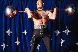 Circus athlete.