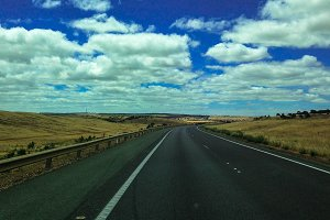 Australian Outback Road Trip Journey