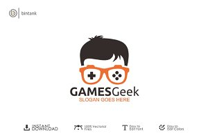 Games Geek Logo