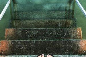 Hello summer feet