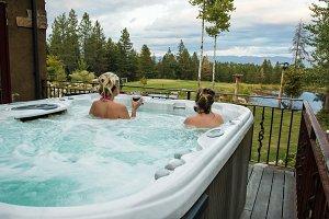 Mountain Women at Lodge Retreat PNW