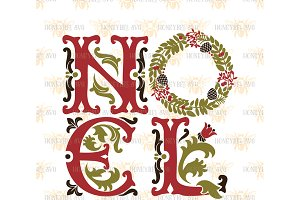 Ornate Noel
