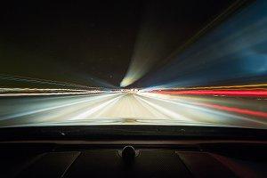 Lights Trails