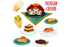 Mexican cuisine desserts