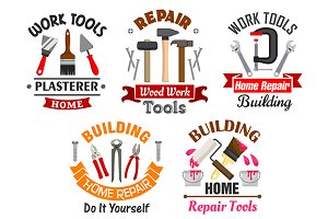 Building and repair tools