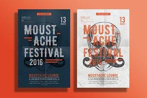 Movember Fest Flyer