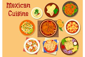 Mexican national cuisine