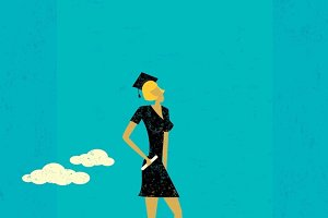 Ambitious Graduate