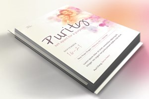 Purity Church Flyer Template