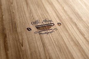 Coffe Shop Logo Design