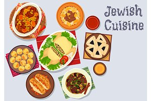 Jewish national cuisine