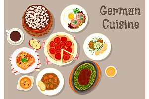 German national cuisine