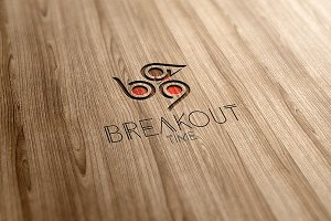 Breakout Time Logo Design