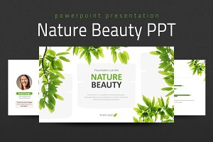 Nature Beauty PPT