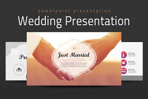 Wedding Presentation