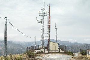 Telecommunication (GSM) towers