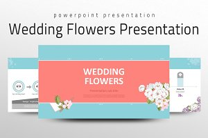 Wedding Flowers Presentation