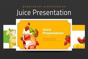 Juice Presentation