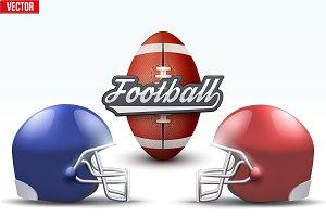 American Football Symbol.