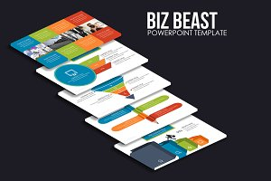 Biz Beast Powerpoint Template