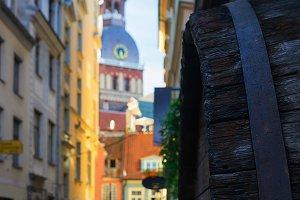 Street of the Riga