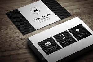 Super Metro Business Card