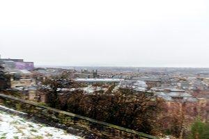Edinburgh, views of the city