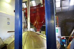 Whiskey distillery, Scotland