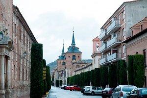 Alcala de Henares, city of Cervantes