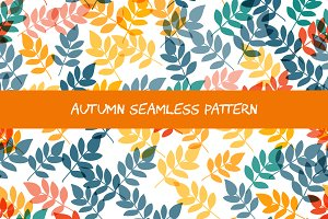 Set of 4 seamless patterns.