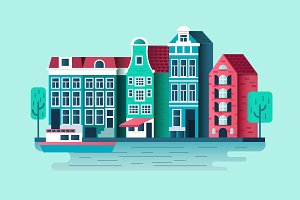 Amsterdam city design